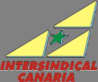 logo intersindical canaria